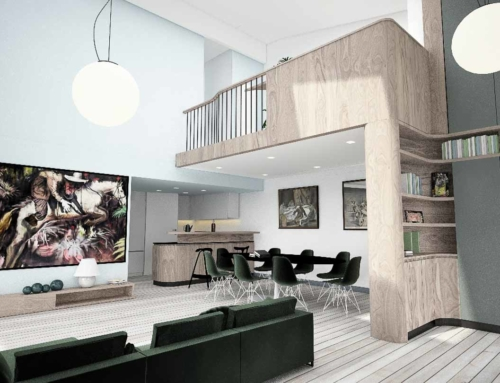 ISSY-LES-MOULINEAUX – Restructuring House