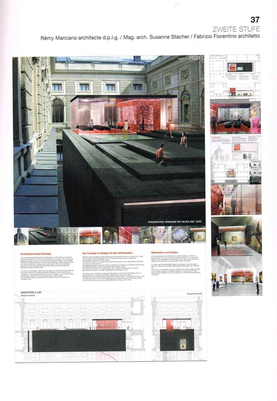 MUSEUM WIEN 2006 - Architecte
