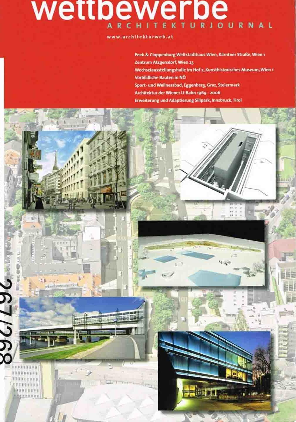 WETTEBEWERBE - Architecte