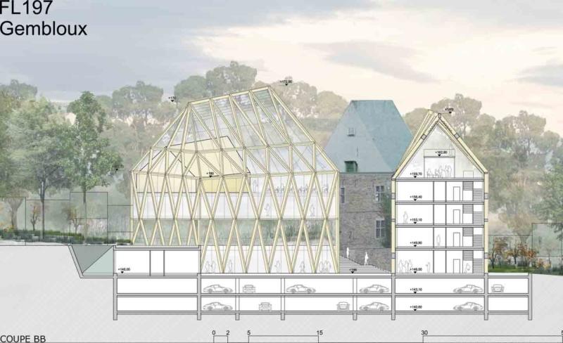 Fabrizio Fiorentino Architecture - Gembloux