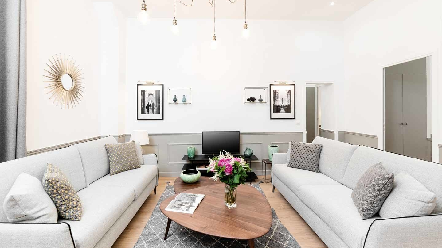 Fabrizio Fiorentino Architecture - PARIS 10 - Restructuration Appartement