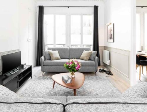 PARIS 10 – Restructuring Apartment