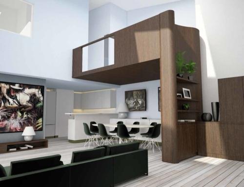 ISSY-LES-MOULINEAUX – Restructuration Maison