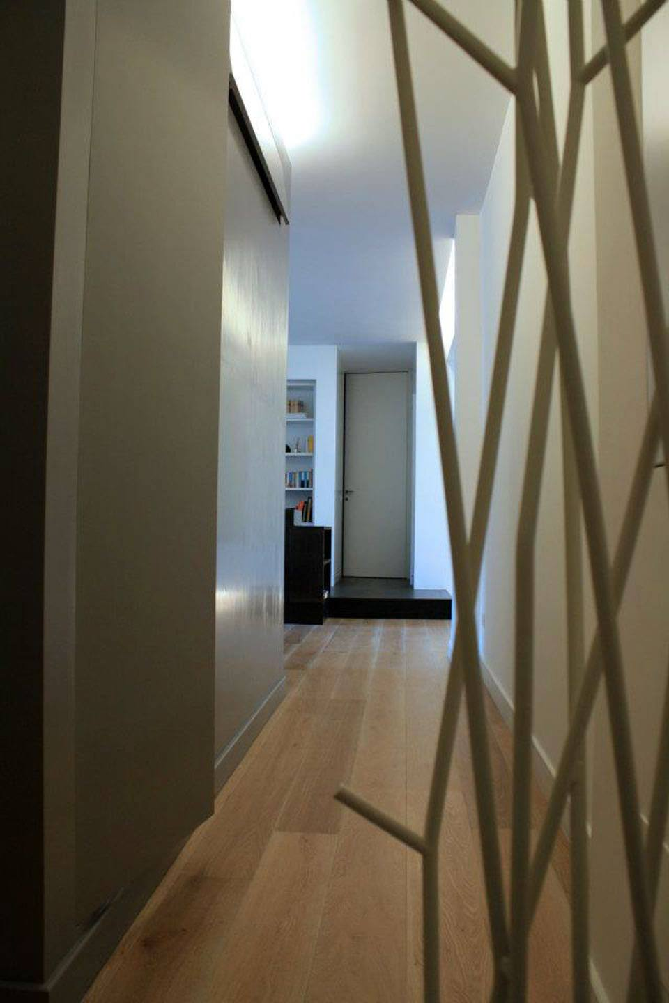 Fabrizio Fiorentino Architecture - Rome - Restructuration appartement