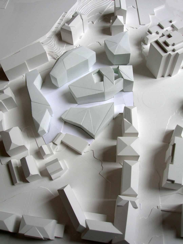 Fabrizio Fiorentino Architecture - Naters Centre d'exposition