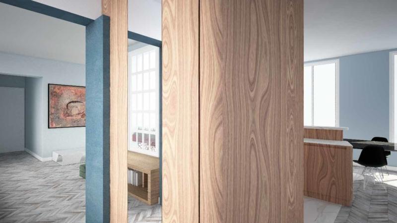 Fabrizio Fiorentino Architecture - Paris 02 - Restructuration appartement