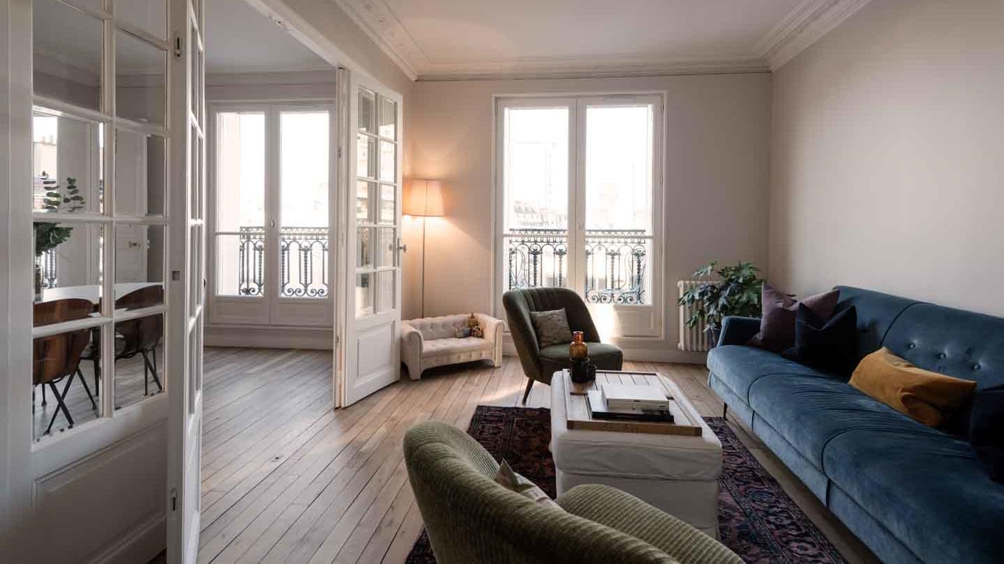 Fiorentino Architecture - Belleville - Restructuration Appartement