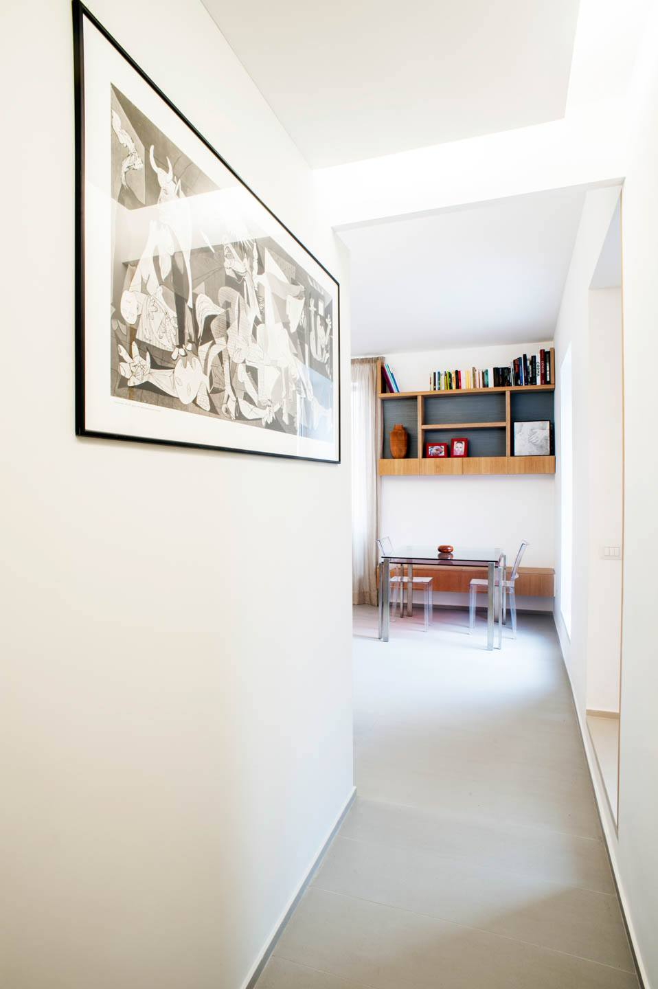 Fiorentino Architecture - Rome - Restructuration Appartement