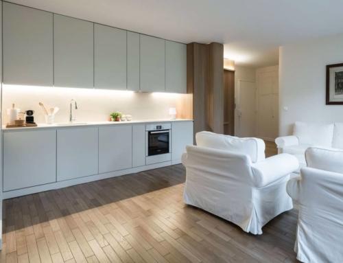 NEUILLY-SUR-SEINE – Restructuration Appartement