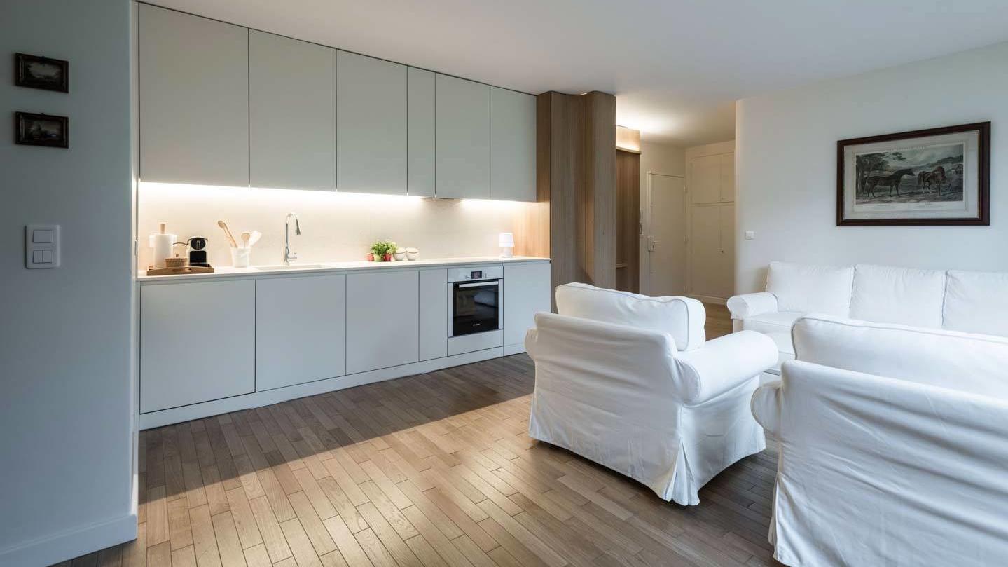 Fiorentino Architecture - NEUILLY-SUR-SEINE - Restructuration Appartement
