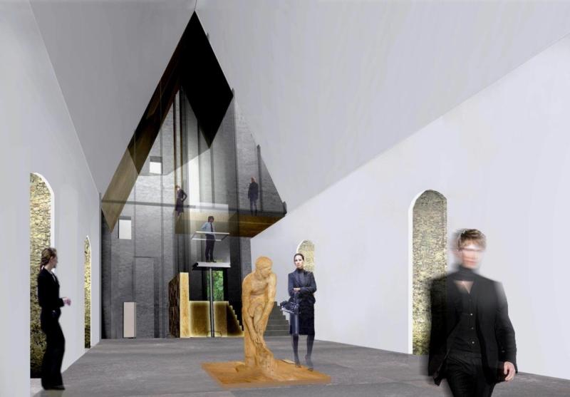 Fiorentino Architecture - Périgueux