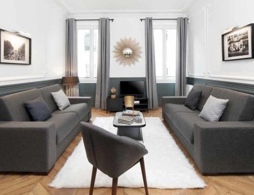 PARIS 09 – Appartement saisonnier