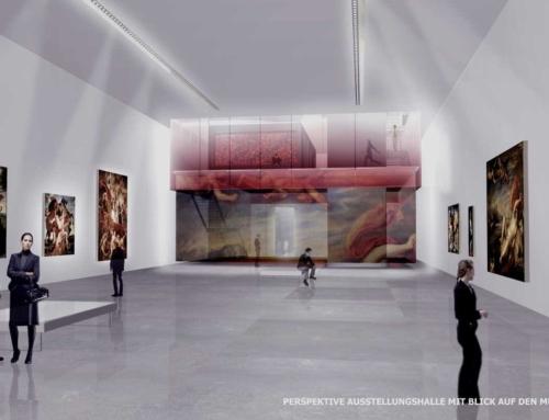 VIENNA – Kunsthistorische Museum Extension